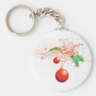 CHRISTMAS DESIGNS KEYCHAIN