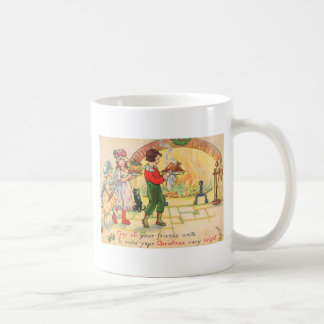 Christmas Dinner Coffee Mug
