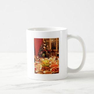 Christmas Dinner Mugs