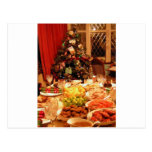Christmas Dinner Post Cards