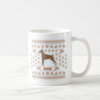 Christmas Dobe Coffee Mug