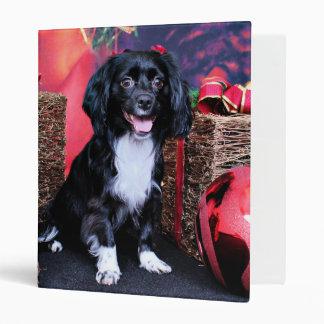 Christmas - Docker - Gigi Vinyl Binder