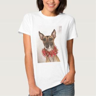 Christmas Dog 1 T-shirt