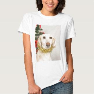 Christmas Dog 2 T Shirt