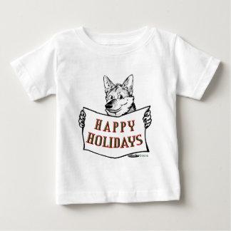 Christmas Dog:  Happy Holidays Shirts