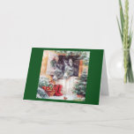 "Christmas Donkeys Holiday Card<br><div class=""desc"">Christmas Donkeys</div>"