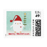 Christmas doodle stamps