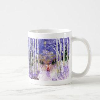 Christmas Dove Angel Mug