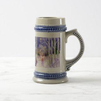 Christmas Dove Angel Coffee Mugs