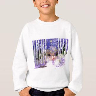 Christmas Dove Angel Sweatshirt
