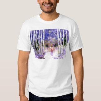 Christmas Dove Angel T-Shirt