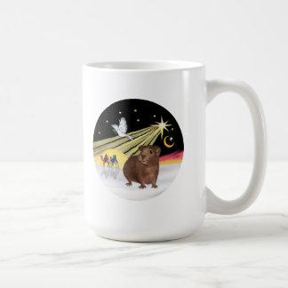 Christmas Dove - Guinea Pig 3 Coffee Mug