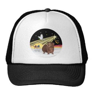 Christmas Dove - Guinea Pig 3 Trucker Hat