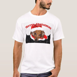 Christmas Doxie T-Shirt