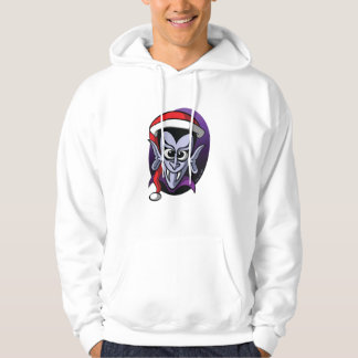 Christmas Dracula Hooded Sweatshirt