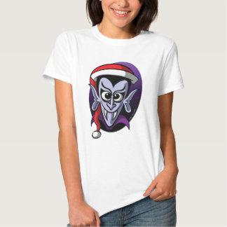 Christmas Dracula T Shirt