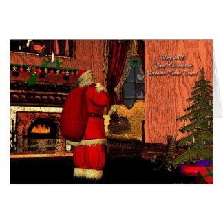 Christmas Dreams Card