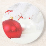 Christmas Drink Coaster