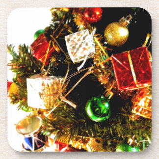 Christmas Drums Coaster