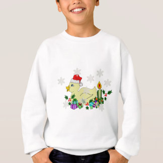 Christmas Duckie Sweatshirt