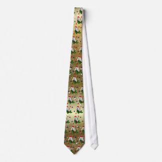 Christmas Eagle Tie