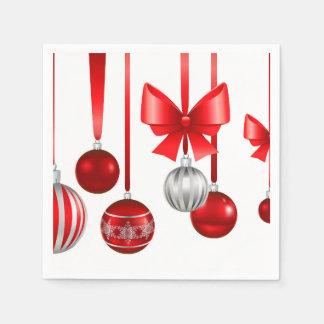 Christmas easy paper napkin
