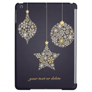 Christmas Elegant iPad Air Case