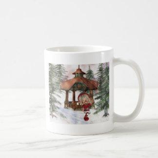 christmas-elf-6 png taza de café