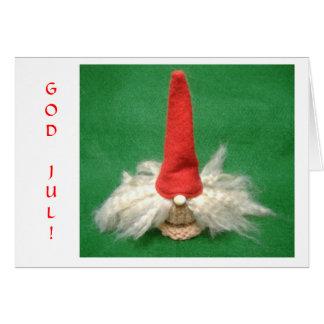 Christmas Elf Card