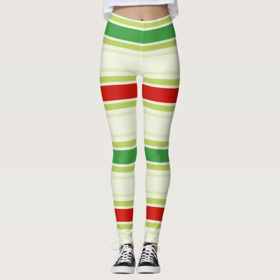 Christmas elf costume Leggings
