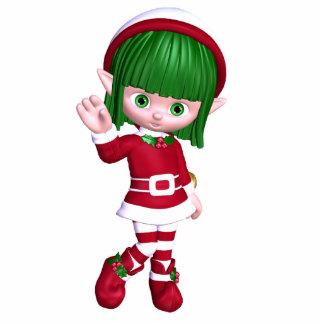 Christmas Elf Cutout