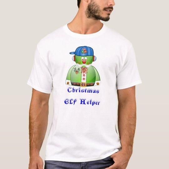 Christmas Elf Helper T-Shirt