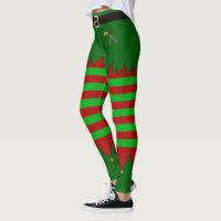 Christmas Elf Leggings