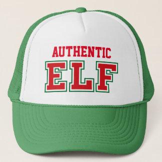 Christmas ELF Monogram Trucker Hat