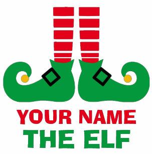 christmas elf name personalize baby bodysuit - Christmas Elf Names