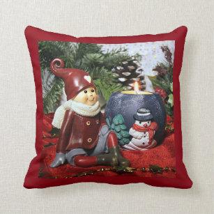 Elf Pillows Decorative Amp Throw Pillows Zazzle