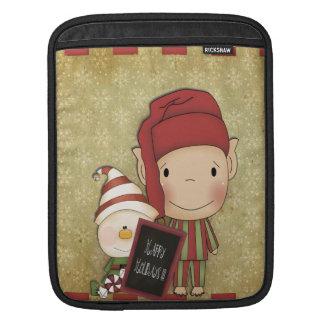 Christmas Elf Sleeve For iPads