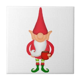Christmas Elf Standing Tile