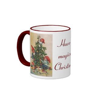 Christmas Elves are Magic Mug