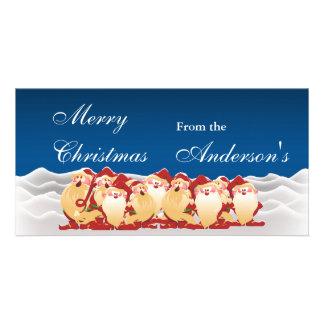 Christmas Elves Card