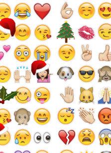 Happy Face Emoji Nail Art Nail Wraps Zazzle