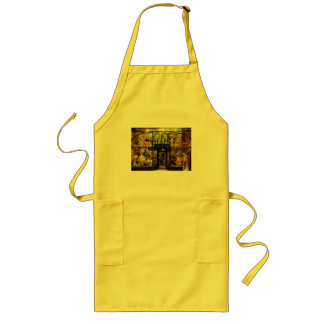 Christmas Emporium Long Apron