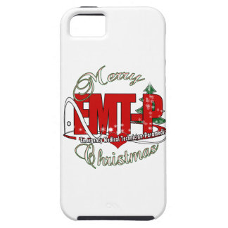 CHRISTMAS EMT-P Emergency Medical Tech Paramedic iPhone 5 Cover