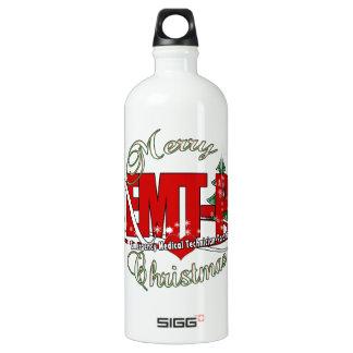 CHRISTMAS EMT-P Emergency Medical Tech Paramedic SIGG Traveler 1.0L Water Bottle