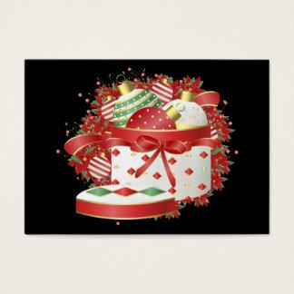 Christmas Enclosure Card / Tag - SRF