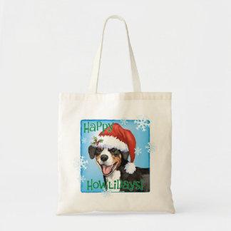 Christmas Entlebucher Tote Bag