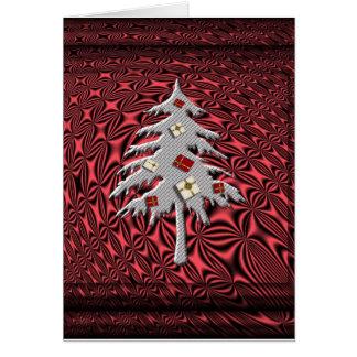"""Christmas Eve At Midnight""* Card"