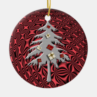 """Christmas Eve At Midnight""Tree ornament.*"