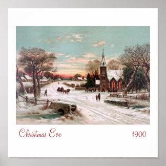 Christmas Eve Framed Prints               ...