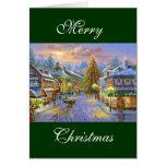 Christmas Eve Greeting Cards